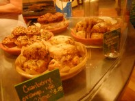 fresh baked scones